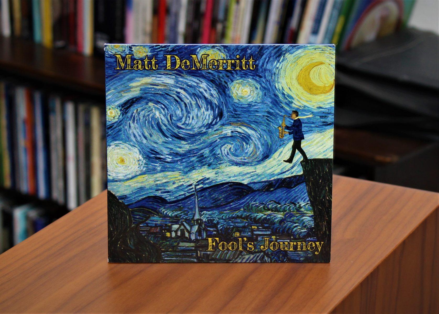 Matt DeMerritt, Fool's Journey | The Vinyl Anachronist
