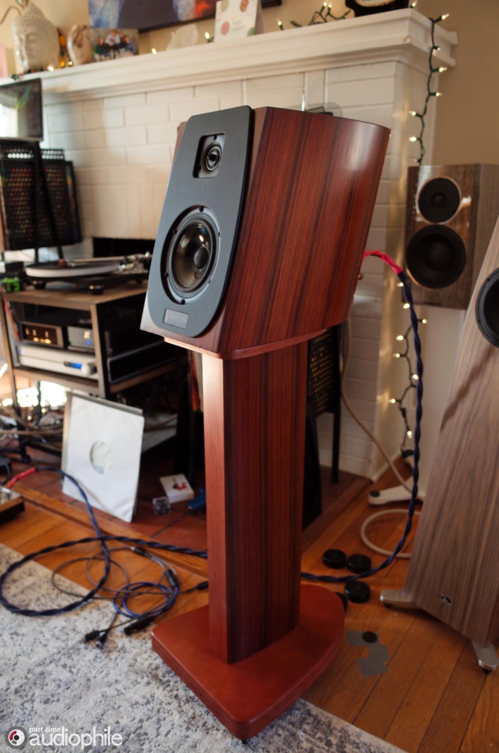 sonner audio legato unum