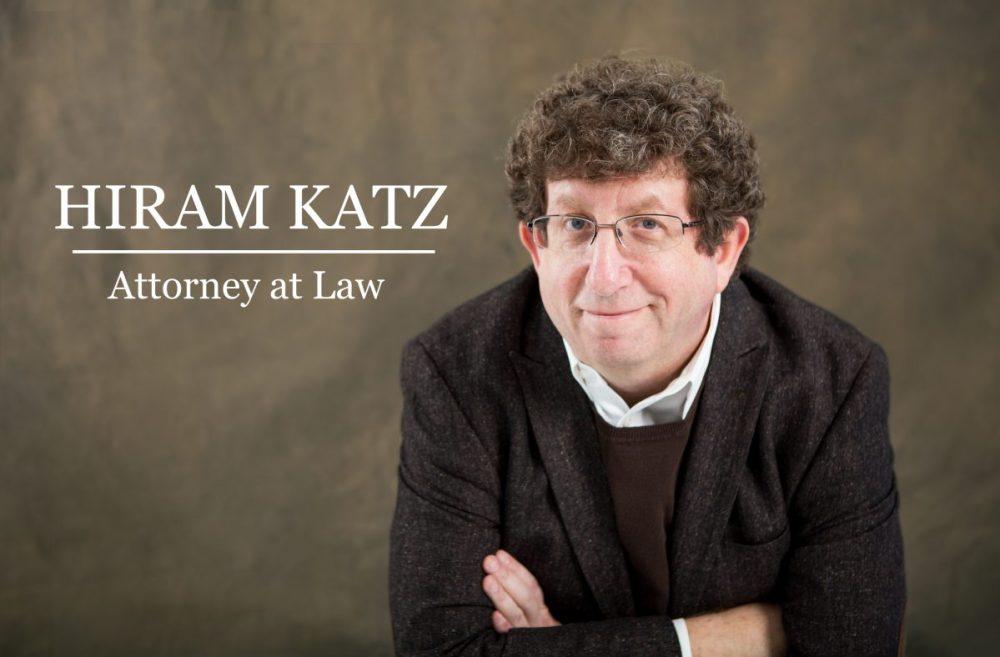 Hiram Katz, Attorney at Law