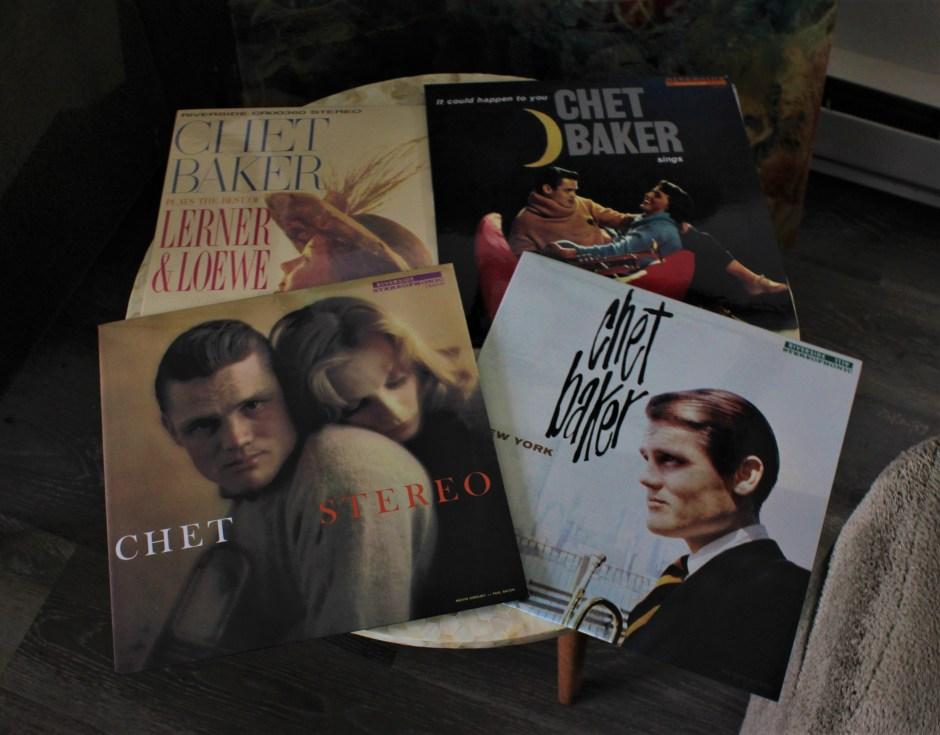 Chet Baker reissues from Craft Recordings