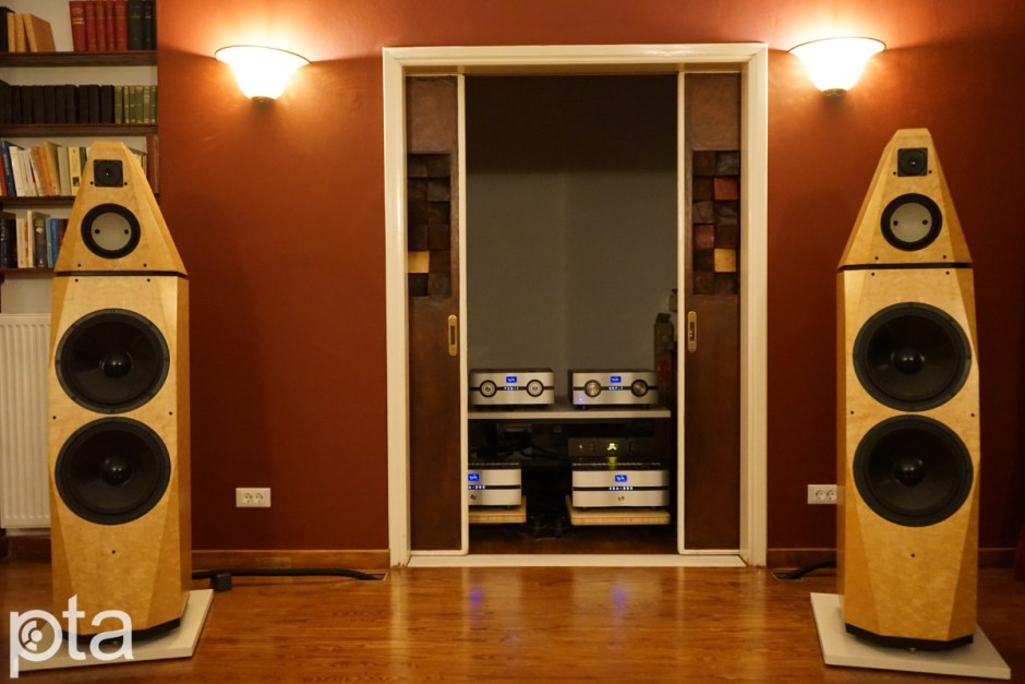 avalon acoustic speakers with true life audio