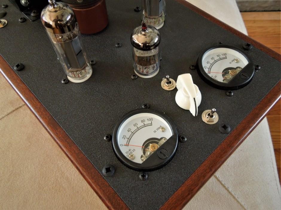 Meters for the Decware amplifier.