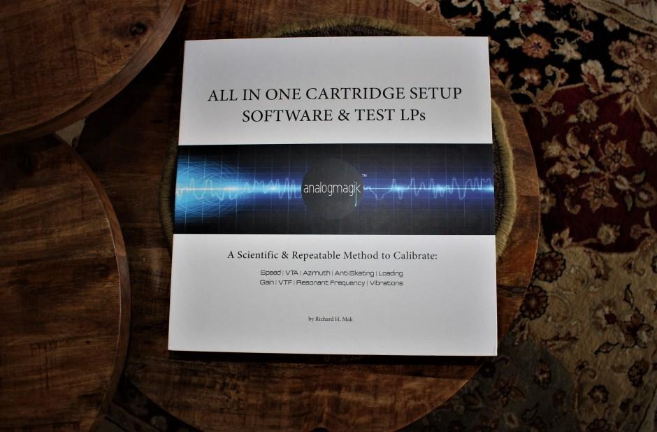 AnalogMagic cartridge set-up from Richard Mak.