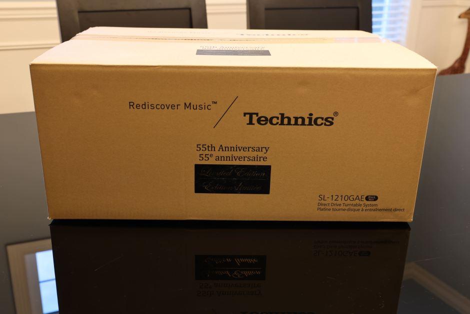 box for technics