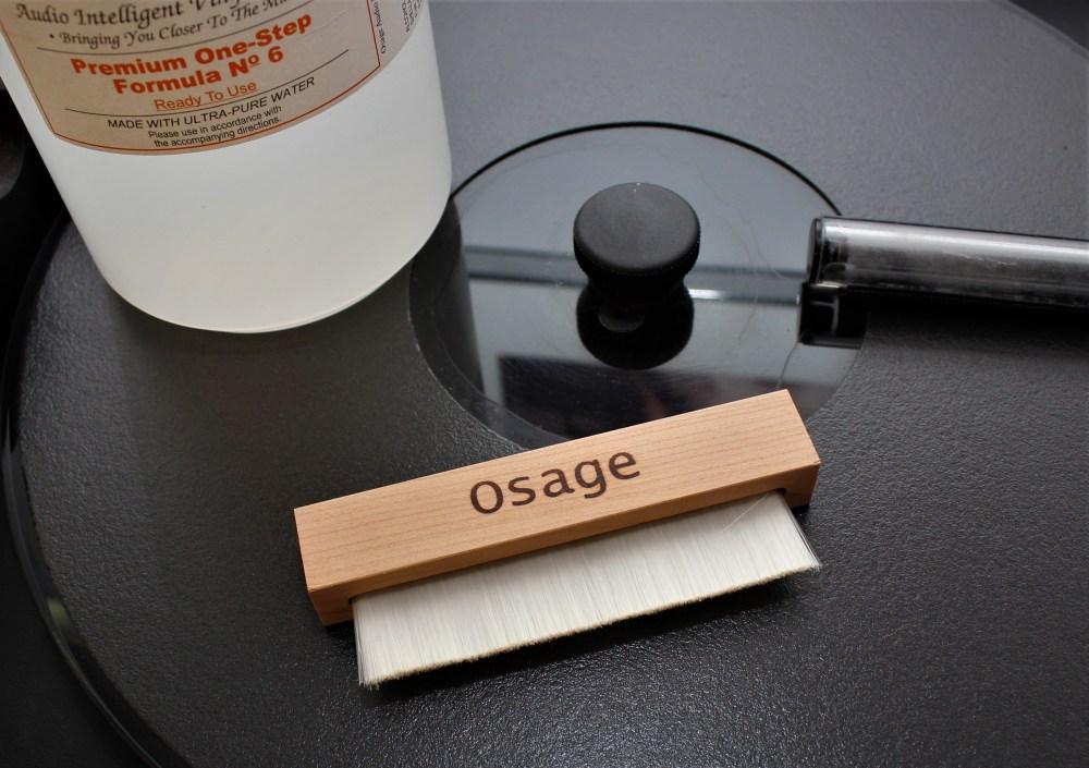 osage audio wet brush