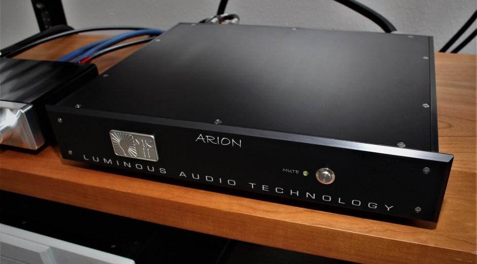 luminous audio technology arion mk. II