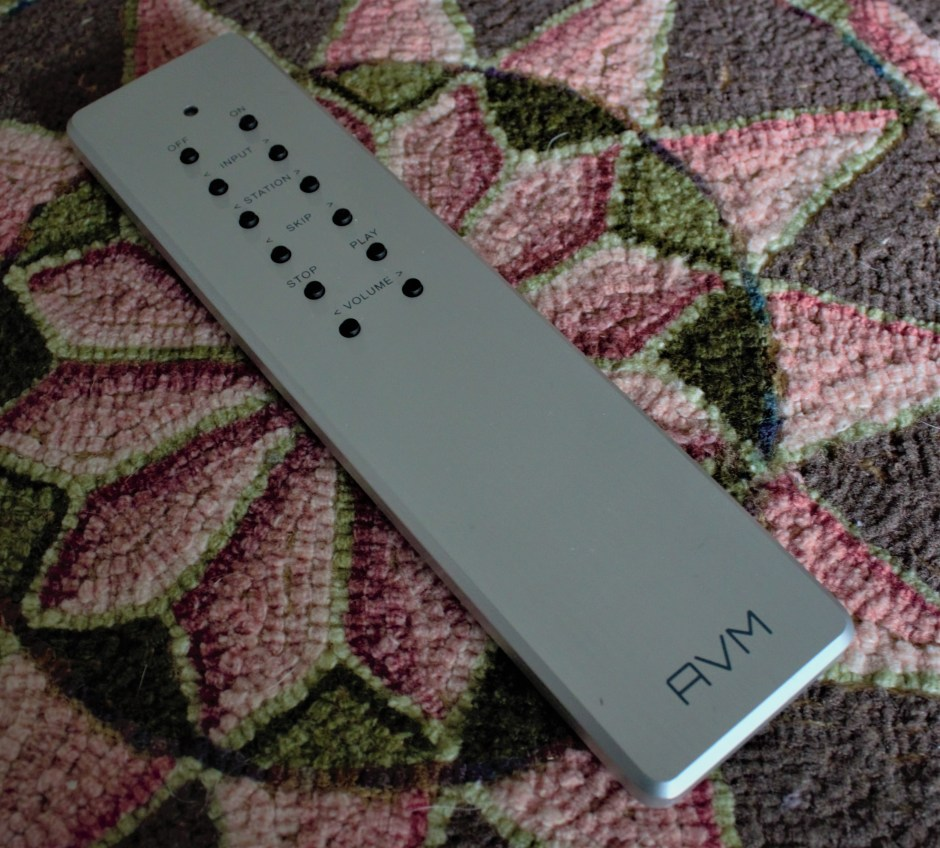 remote control for the avm