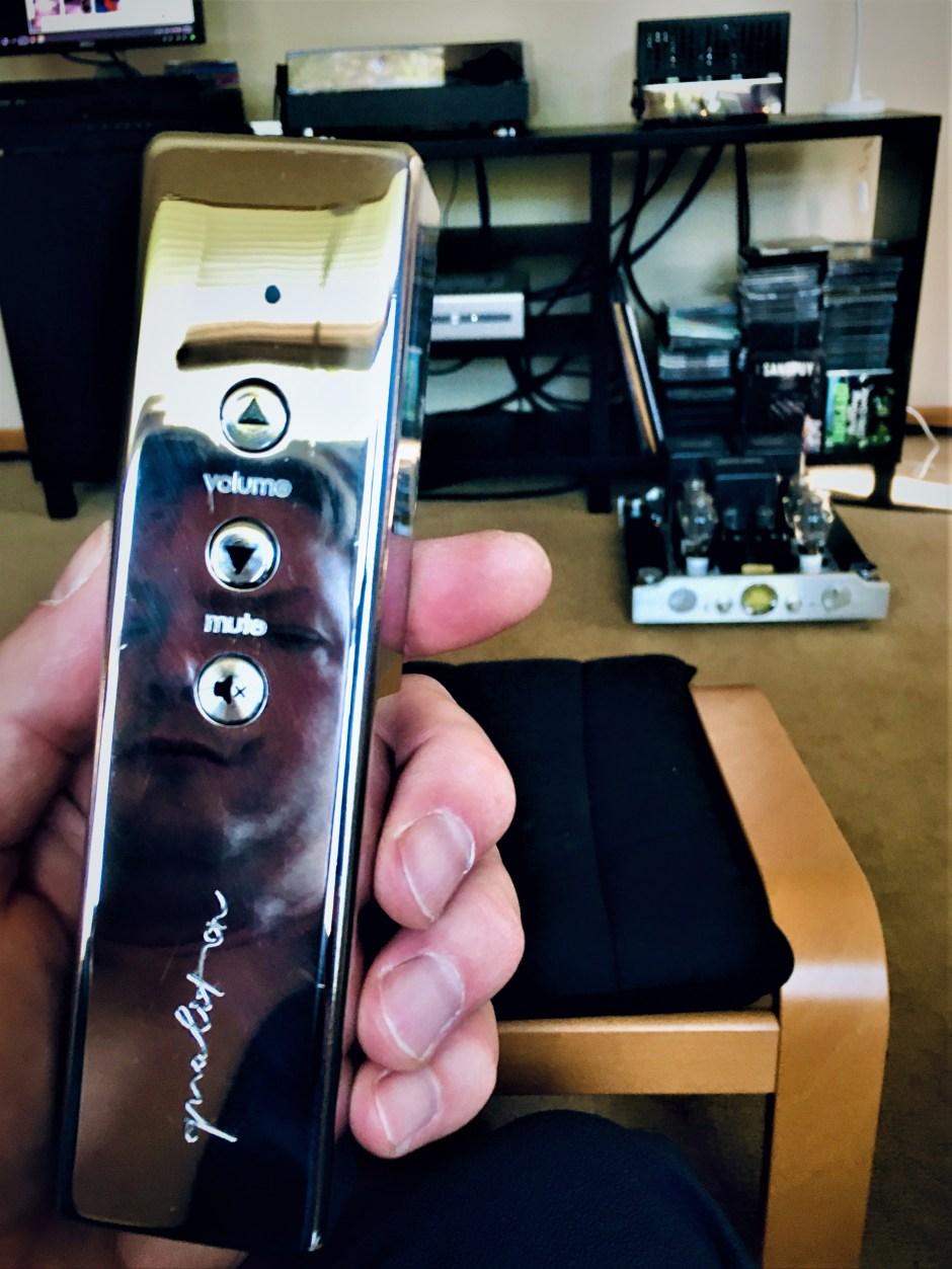 remote control for the qualiton a20i