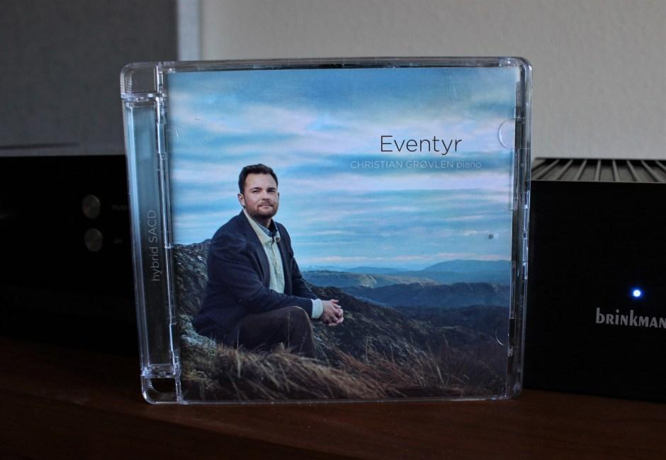 2L Recordings' Eventyr from pianist Christian Grovlen
