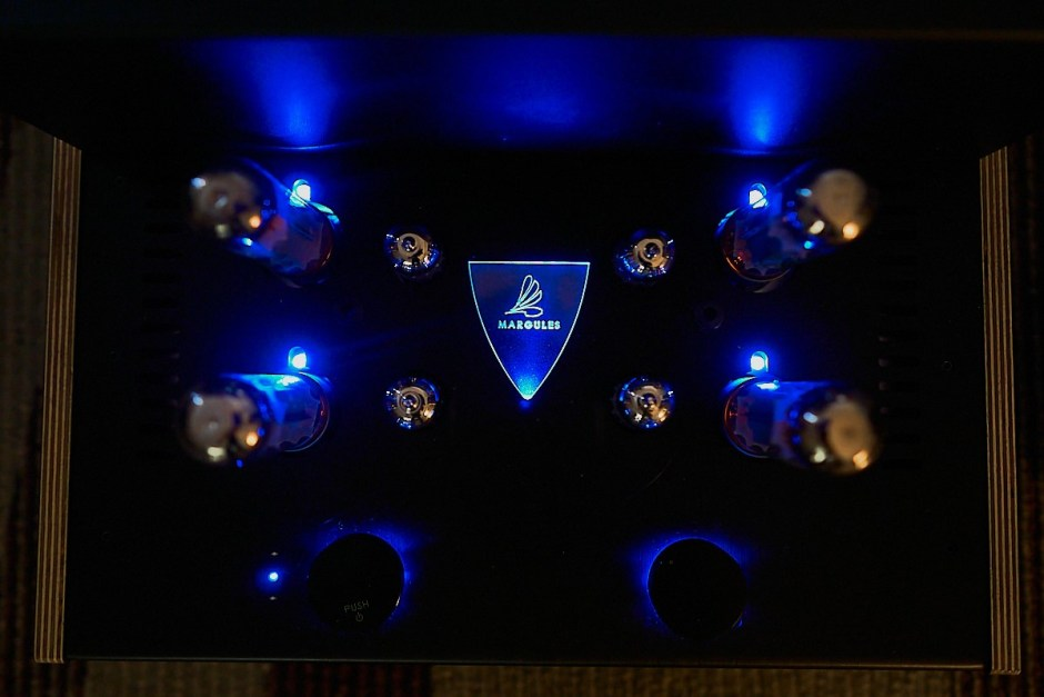 margules integrated amplifier