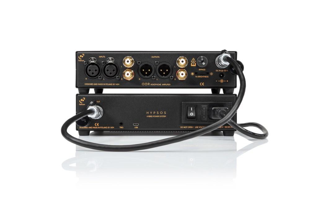 FERRUM Oor Headphone Amplifier