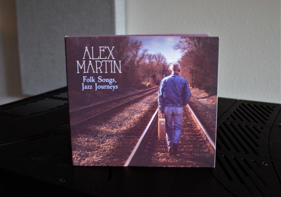 alex martin and his new album folk songs, jazz journeys