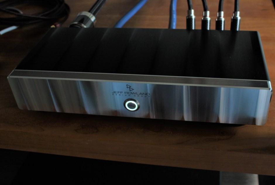 model 125 amplifier