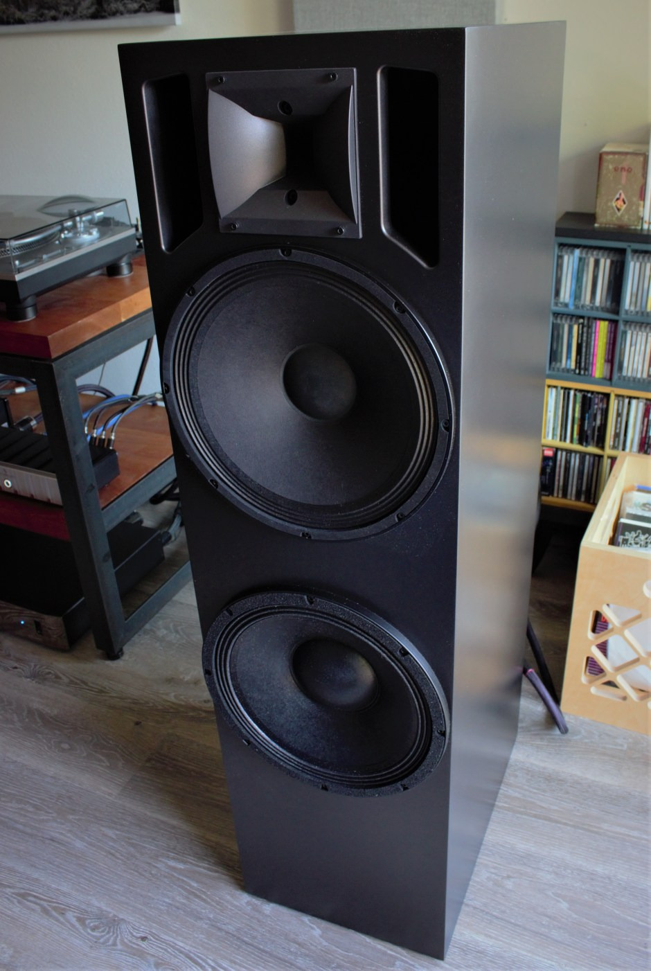 totaldac d100 in marc phillips system