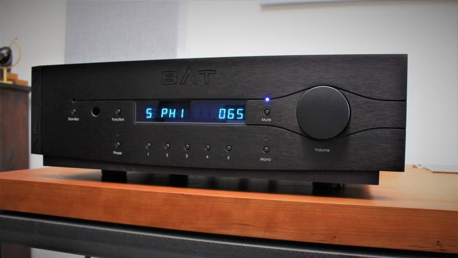balanced audio technology vk-3500 integrated amplifier