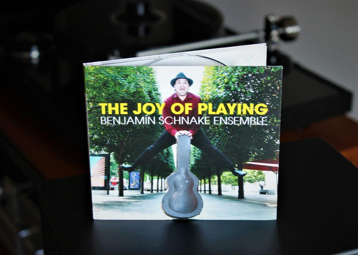 Benjamin Schnake Ensemble, The Joy of Playing | The Vinyl Anachronist