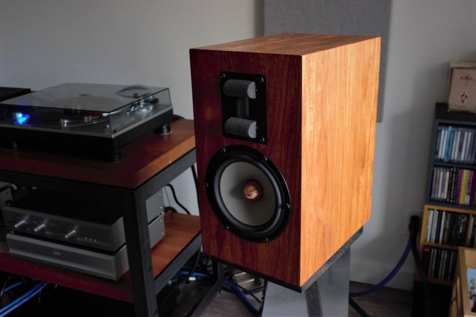 brigadier audio ba-2 monitor from australia