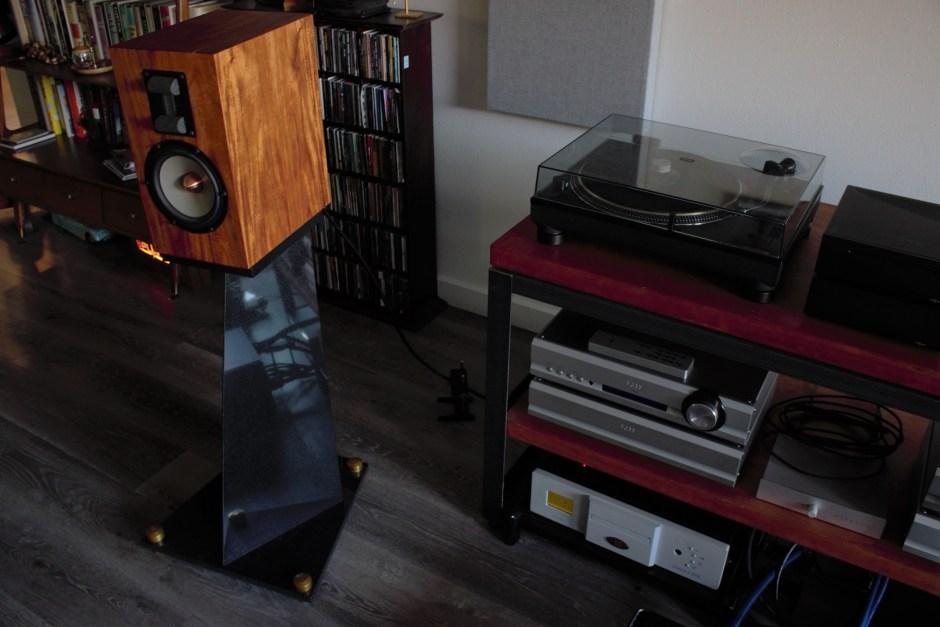 acora acoustics srs-g speaker stands