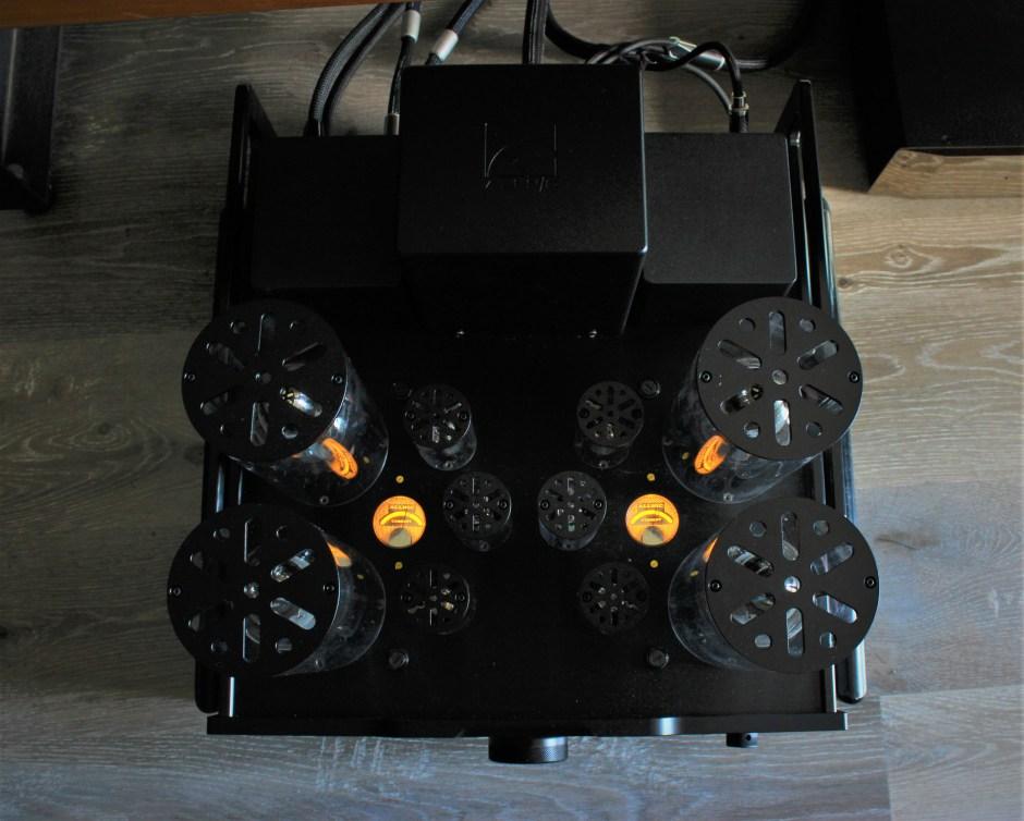 allnic audio t-2000 30th anniversary integrated amplifier