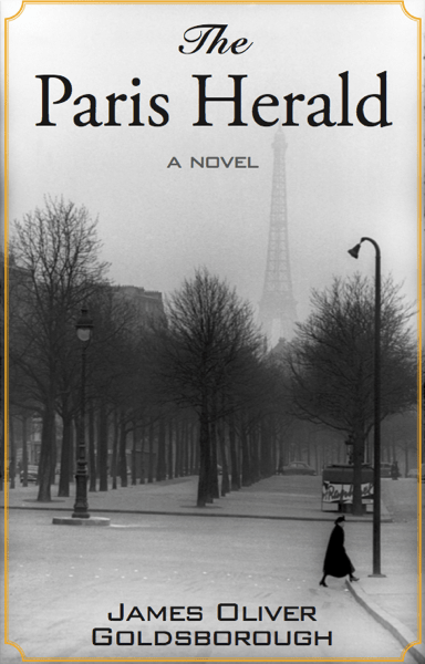 Paris Herald cover