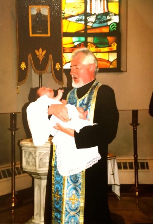 Cara's Baptism