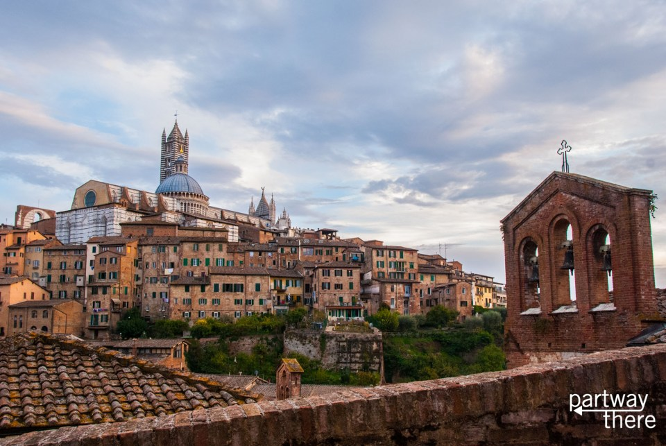 Siena, Italy - an easy day trip from Florence