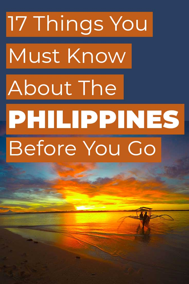 17 essential things to know about the Philippines before you go
