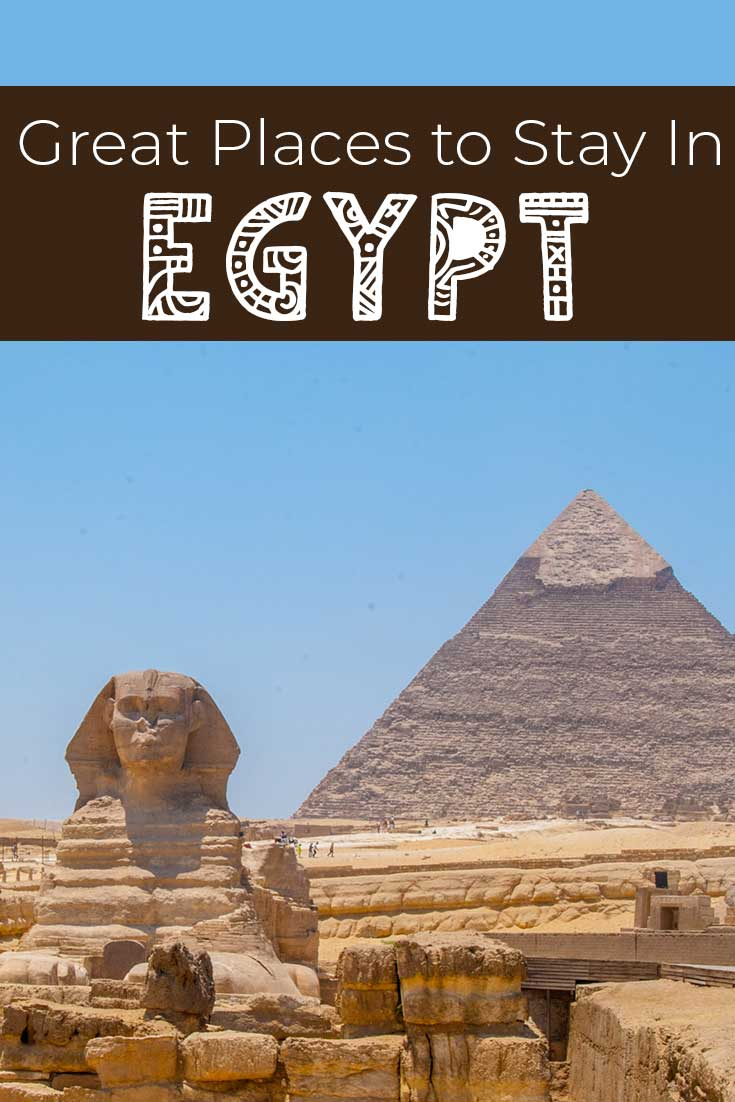 Great places to stay in Egypt