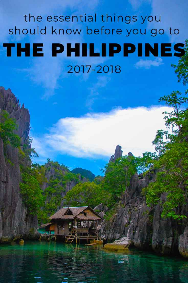 Essential things you should know about the philippines before you go