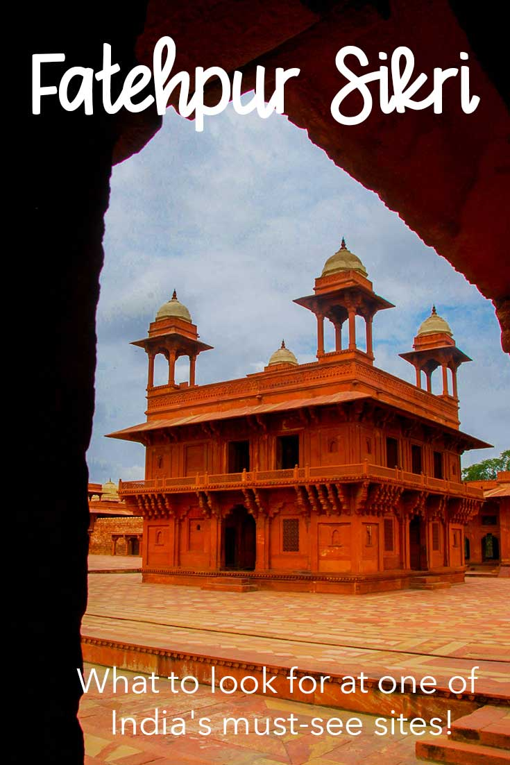 A walk through of Fatehpur Sikri, a must-see in India