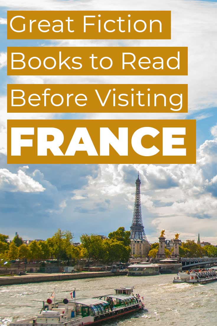 Great Fiction Books to Read Before Visiting France