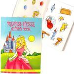 Princess Sticker Activity Book