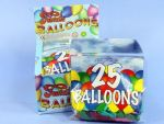 Pack of 25 Balloons by Fantasia