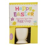 Decorate Easter Egg Cup