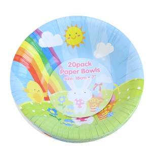 Easter Party Bowls