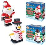 Christmas building block sets