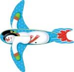 Snowman Glider