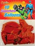 Super Hero Balloons