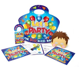 Let's Party - Big Bizzi Bag
