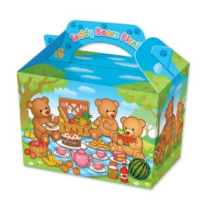 Teddy Bears Picnic Party Box