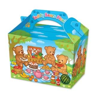 Teddy Bears Picnic Party Box