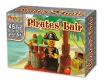 Pirates Lair Building Bricks