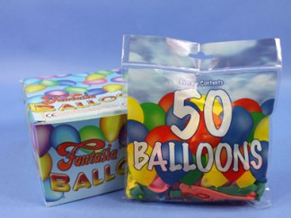Pack of 50 Balloons