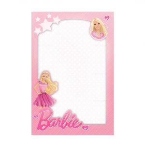 5 barbie invitation free free low