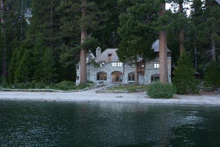 Scenery  Party Boat Lake Tahoe