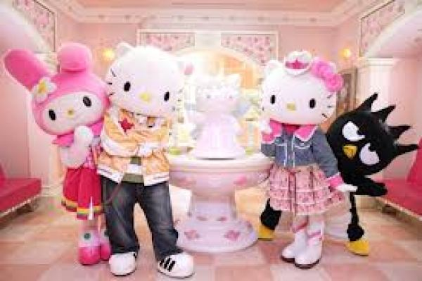 Book Maxicab or Minibus to Hello Kitty Malaysia