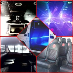 Book party bus for all events