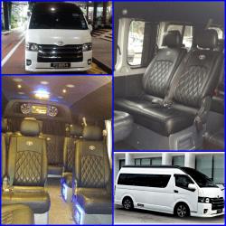 Singapore minibus vip booking