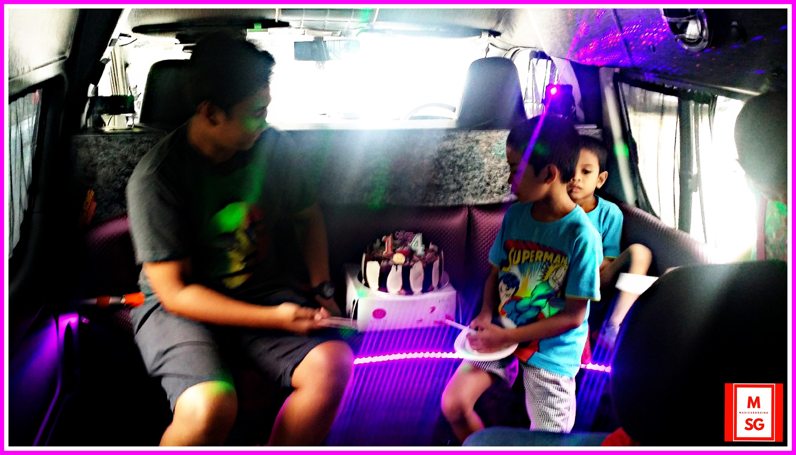 party bus for kids birthday
