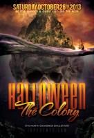 """Colony Nightclub Hollywood Halloween"""